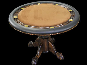 Delicieux Buying A Poker Table Is Not Like Buying A Big Mac. Bigger Isnu0027t Better. So  Donu0027t Get Caught Up In Wanting A Poker Table Thatu0027s Bigger Than Your  Buddyu0027s, ...