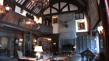 During My Visit, Laurie Gilles, The Director Of Collections Showed Me  Around The Home, Which Is Considered To Be One Of The Finest Examples Of  Tudor ...