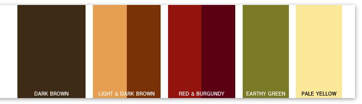 What Is A Color Scheme wine color scheme